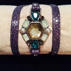 Chloe + Isabel Beau Monde Wrap Bracelet